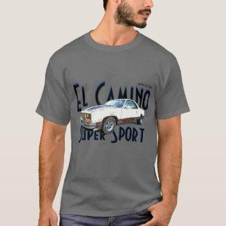 MONDOEN T - El Camino T-shirt