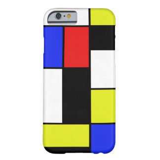 Mondriaan #20 barely there iPhone 6 fodral