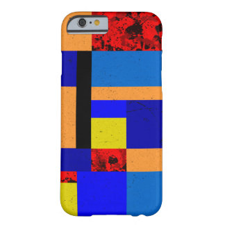 Mondrian #3 barely there iPhone 6 fodral