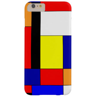 Mondrian #9 barely there iPhone 6 plus skal