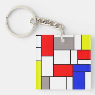 Mondrian stil