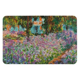 Monet Irises magneten Magnet