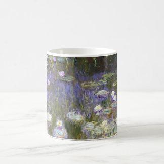 Monet Springtime Vit Mugg