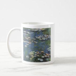 Monet Waterlillies mugg