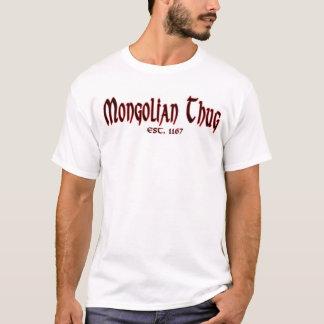 Mongolisk Thug est. 1167 T-shirts