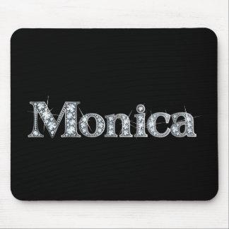 "Monica faux ""diamant Bling"" Mousepad Musmatta"