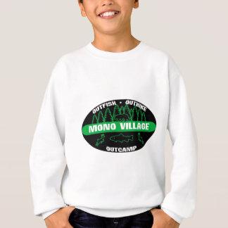 "Mono by""överlevande"" grönt tröja"