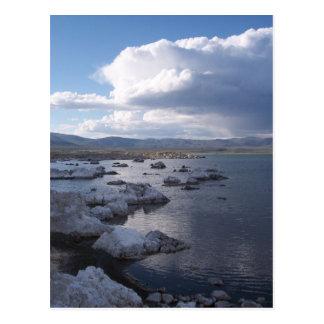 Mono sjö vykort