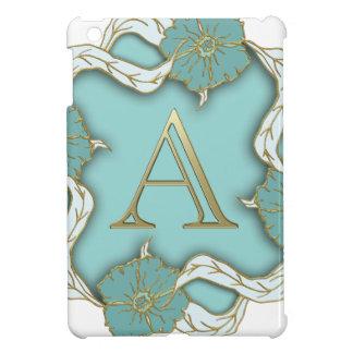 monogram för alfabet A iPad Mini Skydd