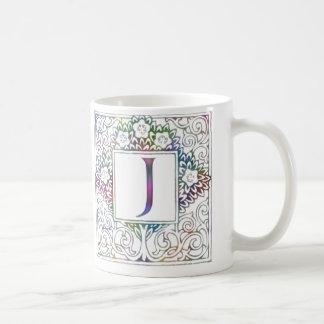 Monogram J Kaffemugg