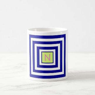 Monogram - N Kaffemugg