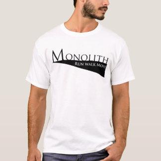 monolit W/Saying (manar) T Shirt