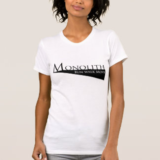 monolit W/Saying (mikrofiber) Tshirts