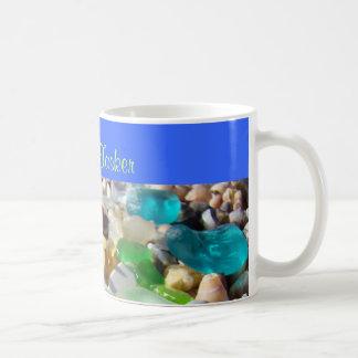 Monotasker blidkar den mono-Tasker kaffe koppar