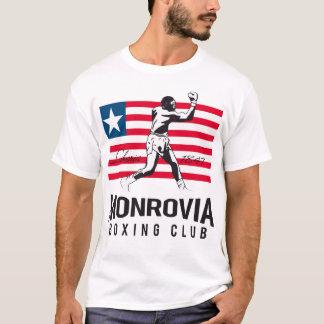 Monrovia boxningklubb tshirts