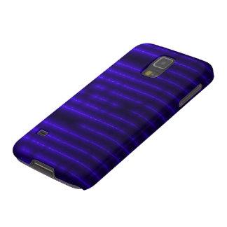 Mönster för blåttDemonolatry laser Galaxy S5 Fodral