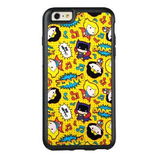 Mönster för Chibi hjältinnadans OtterBox iPhone 6/6s Plus Skal