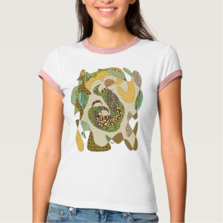 Mother Earth Abstract Illustration Animal Patterns