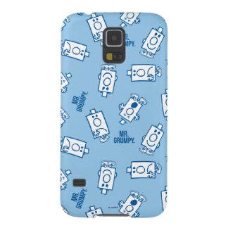 Mönster för dugg för Herr Grumpy | Galaxy S5 Fodral
