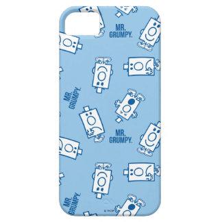 Mönster för dugg för Herr Grumpy | iPhone 5 Fodral
