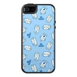 Mönster för dugg för Herr Grumpy | OtterBox iPhone 5/5s/SE Skal