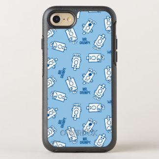Mönster för dugg för Herr Grumpy | OtterBox Symmetry iPhone 7 Skal
