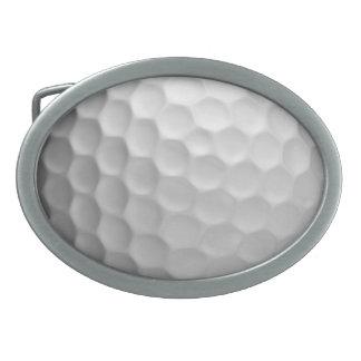 Mönster för golfbollskrattgropstruktur
