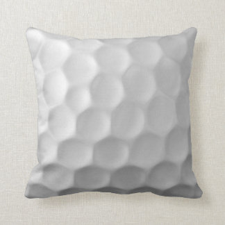 Mönster för golfbollskrattgropstruktur kudde