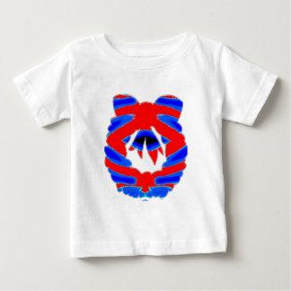 Mönster för krangirlanddiamant t shirt