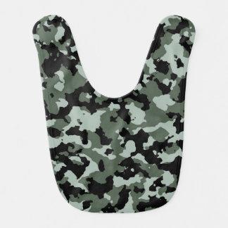 Mönster för militärgröntkamouflage hakklapp