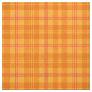 Mönster för orange för ringblomma röd och gul tyg