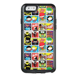 Mönster för sammanställning för Chibi rättvisaliga OtterBox iPhone 6/6s Skal