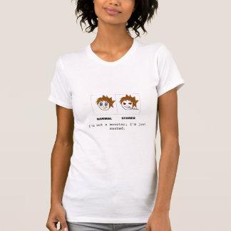 Monster mosad komediT-Shirt. Tee