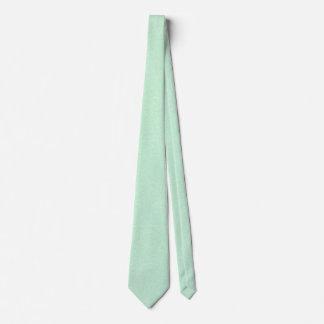 Mönstrad slips för pastellfärgat Mintgröntstänk
