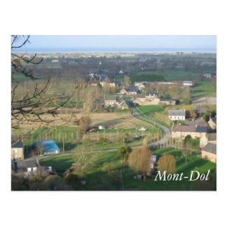 Mont-Dol Vykort