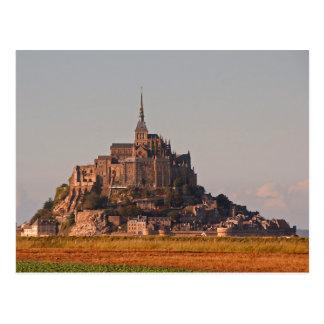 Mont Sanktt-Michel 3 Vykort