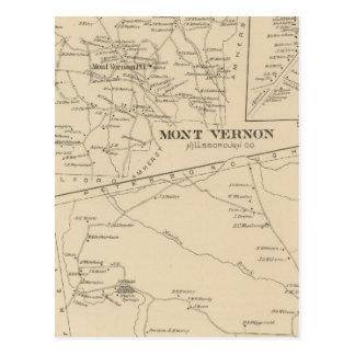 Mont Vernon, Sharon Vykort