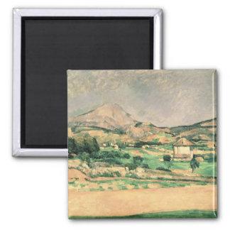 Montagne Sainte-Victoire, c.1882-85 Magnet