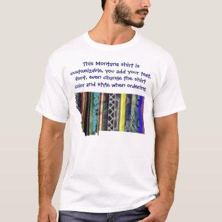 Montana denna Montana skjorta är anpassadet av dig Tröjor