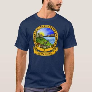 Montana förseglar t shirts