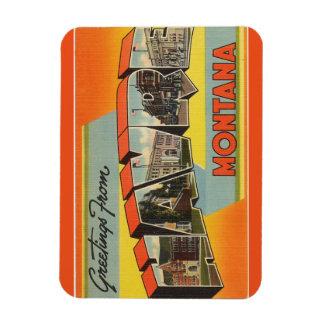 Montana Havre magnet