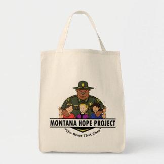 Montana hopp projekterar toto tygkasse