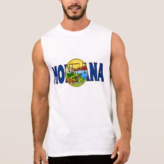 Montana skjorta sleeveless tröja