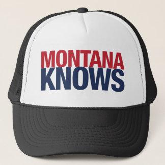 Montana vet truckerkeps