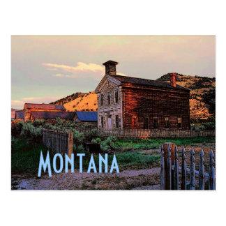 Montana vykort