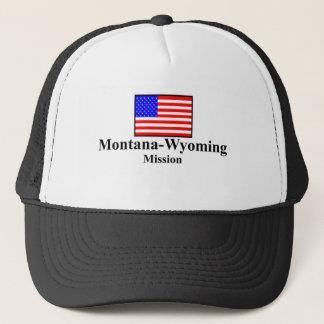 Montana Wyoming beskickninghatt Keps