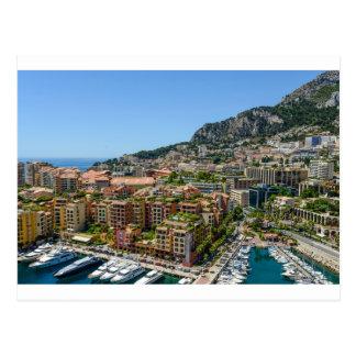 Monte - carlo Monaco Vykort