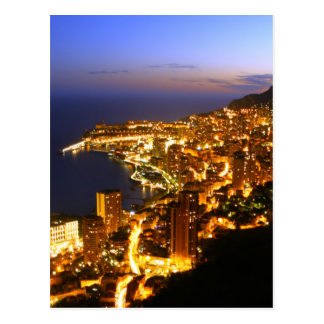 Monte - carlo, Monaco Vykort