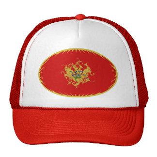 Montenegro Gnarly flaggahatt Mesh Kepsar