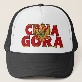 Montenegro hatt truckerkeps